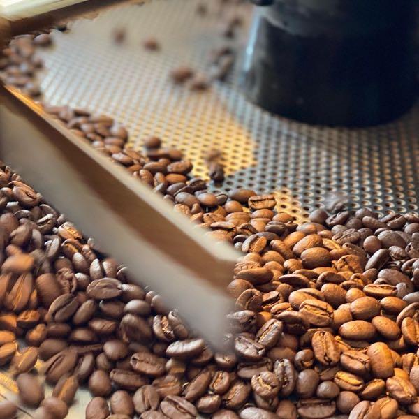 自家焙煎コーヒー
