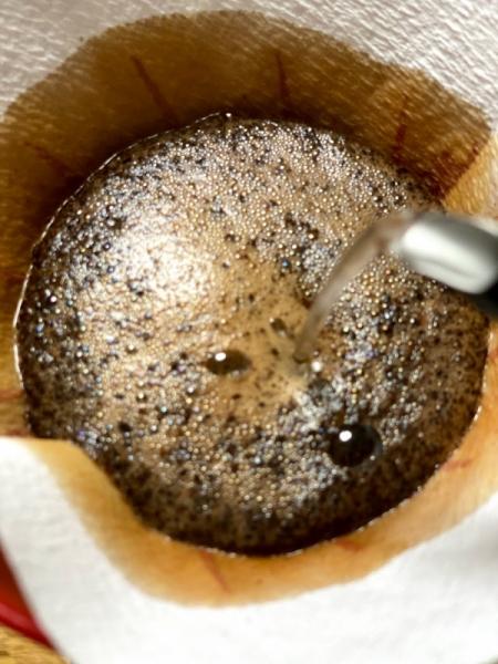 新鮮コーヒー
