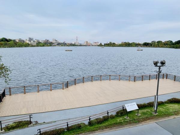 千波湖川床2021延期決定